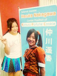Biodata dan Foto Haruka JKT48 Terbaru 9