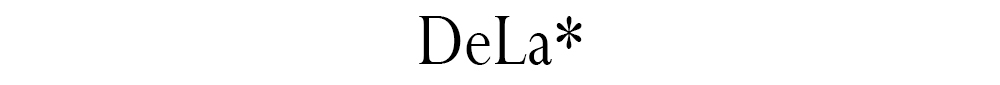 = DeLa* =