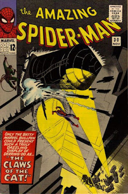 Amazing Spider-Man #30, the Cat