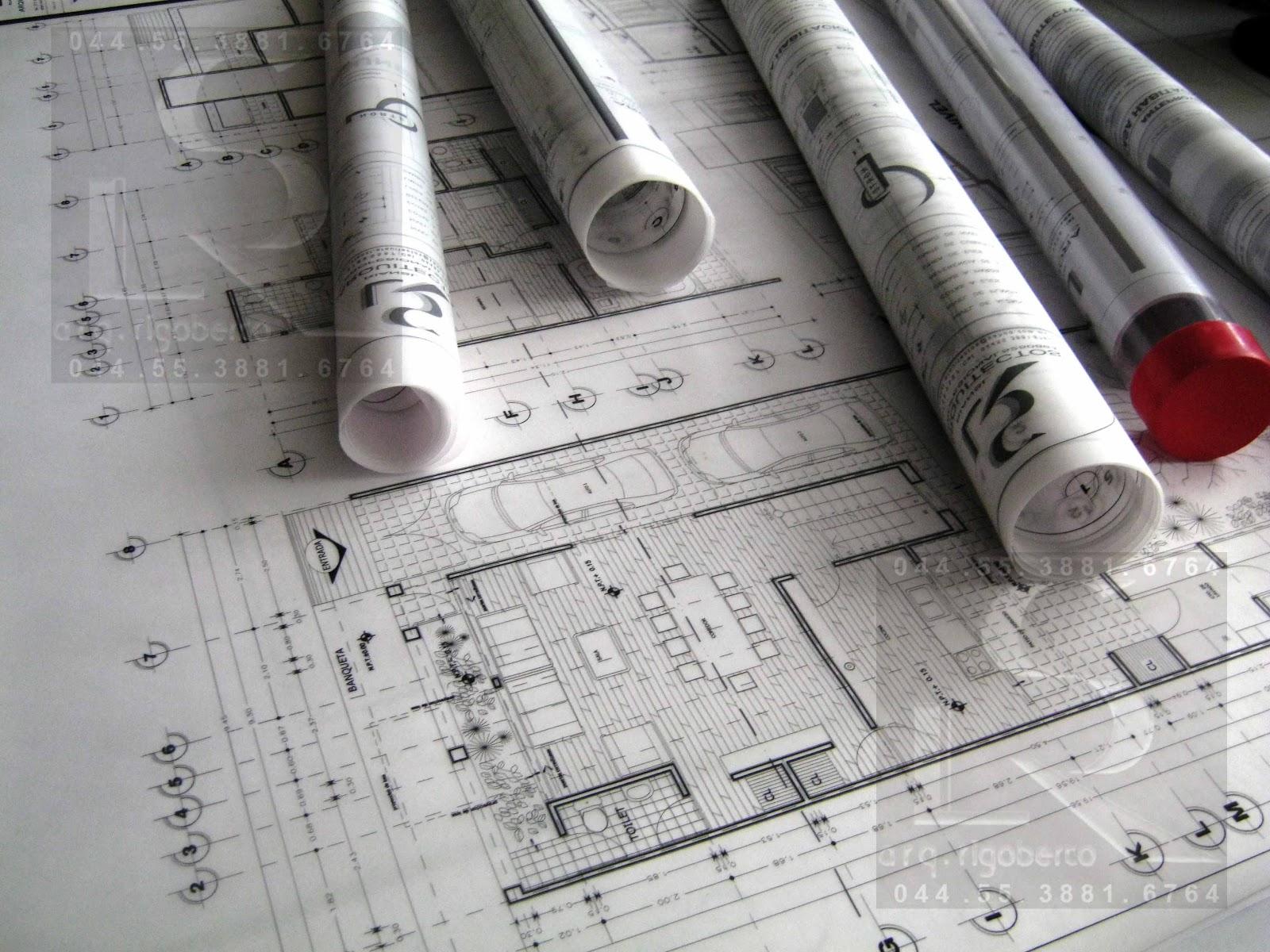 Dise o arquitect nico en 3d proyectos arquitect nicos en - Planos de arquitectos ...
