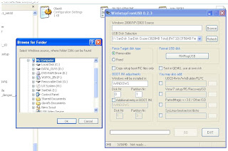 Cara Install Windows XP