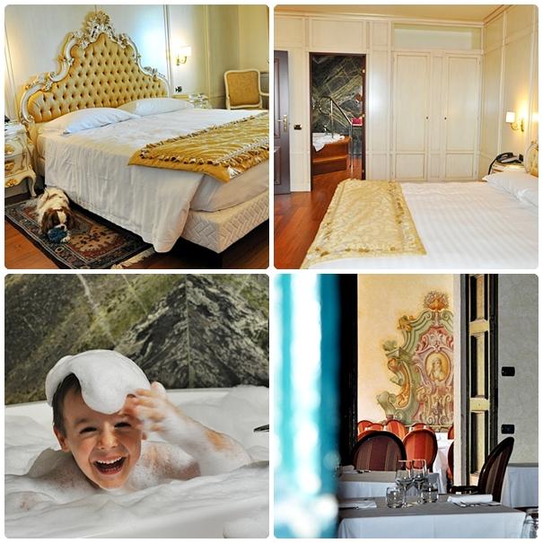 Hotel Antiche Terme Benevento Bn