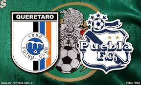 Ver Online Querétaro vs Puebla, Liga MX / Viernes 12 Septiembre 2014 (HD)