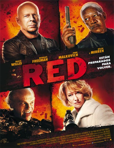Ver RED: Retirados Extremadamente Duros (2010) Online