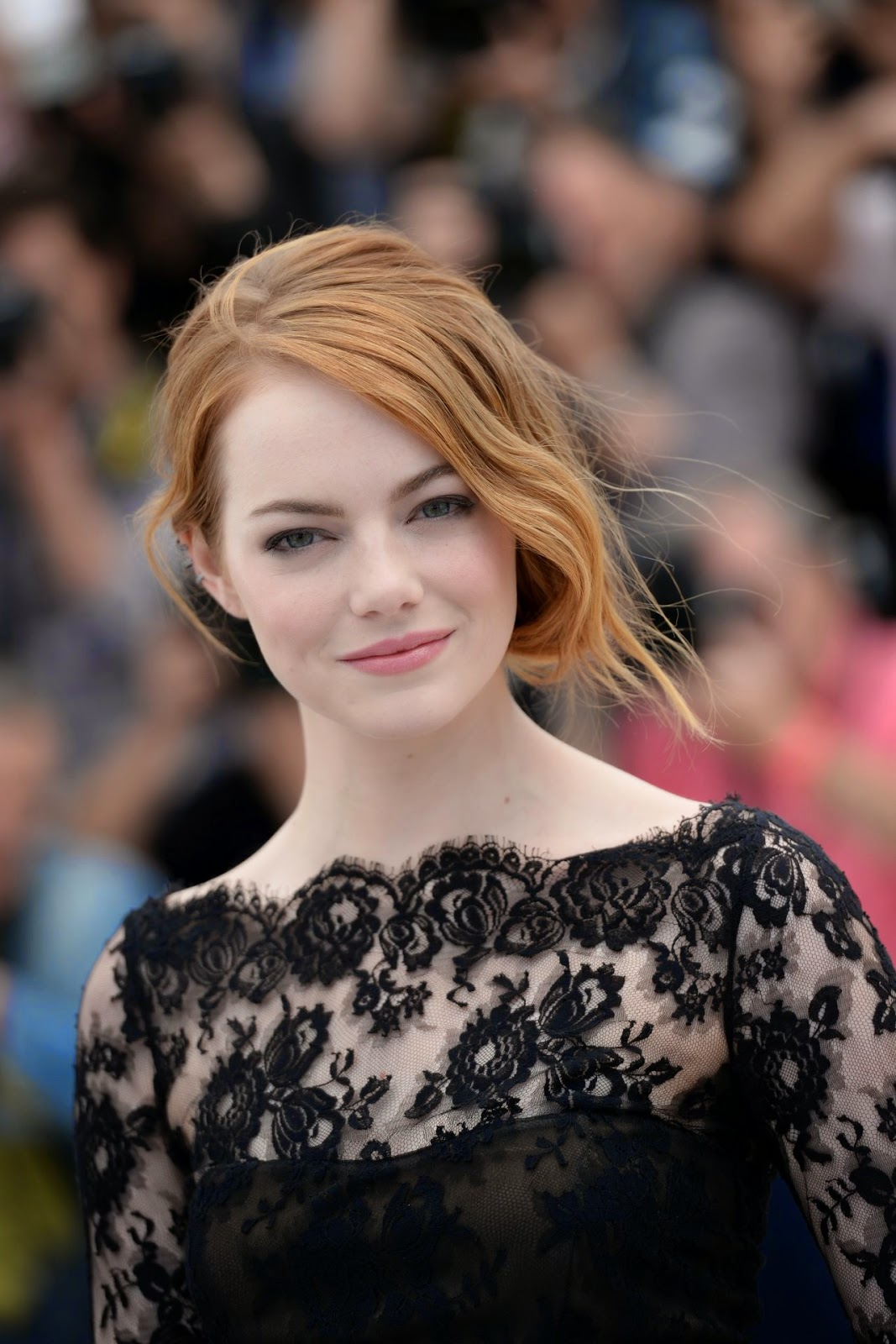 Emma Stone at the 'Irrational Man' 2015 Cannes Film ... Emma Stone