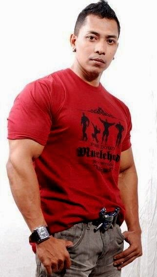irfan biceps maulana kekar otot dahsyat