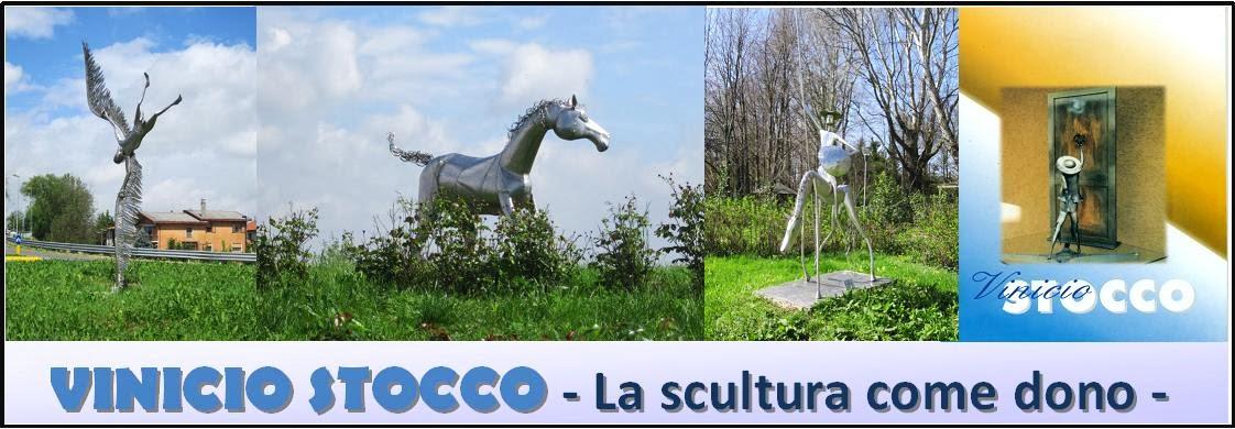 Vinicio Stocco - La scultura come dono