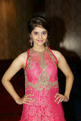 Surabhi glamorous photos in pink-thumbnail-3