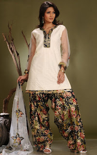 Latest Girls Kurta Designs 2013