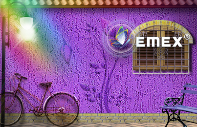 """Tencuieli decorative """"Emex"""""""