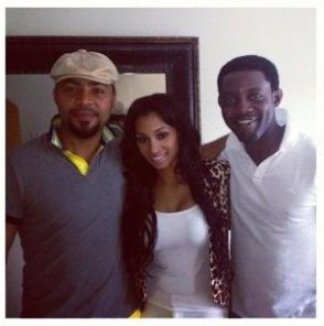 Karlie Redd, Ramsey Noah and AY