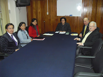 Visita de la SPR a la Presidenta del IPEN