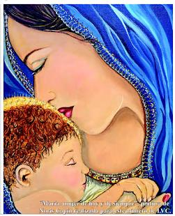 La Virgen ®