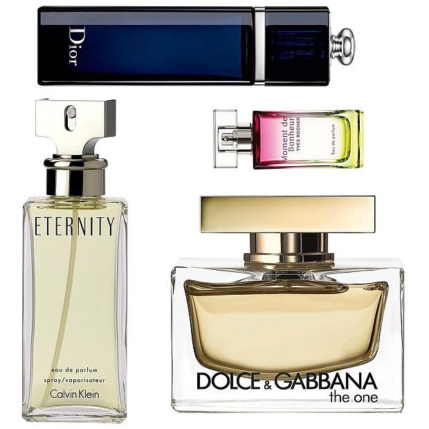 Perfumy z kolekcji Anity