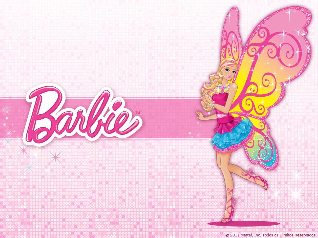 Papeis de parede da barbie