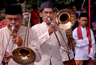 alat musik Tanjidor