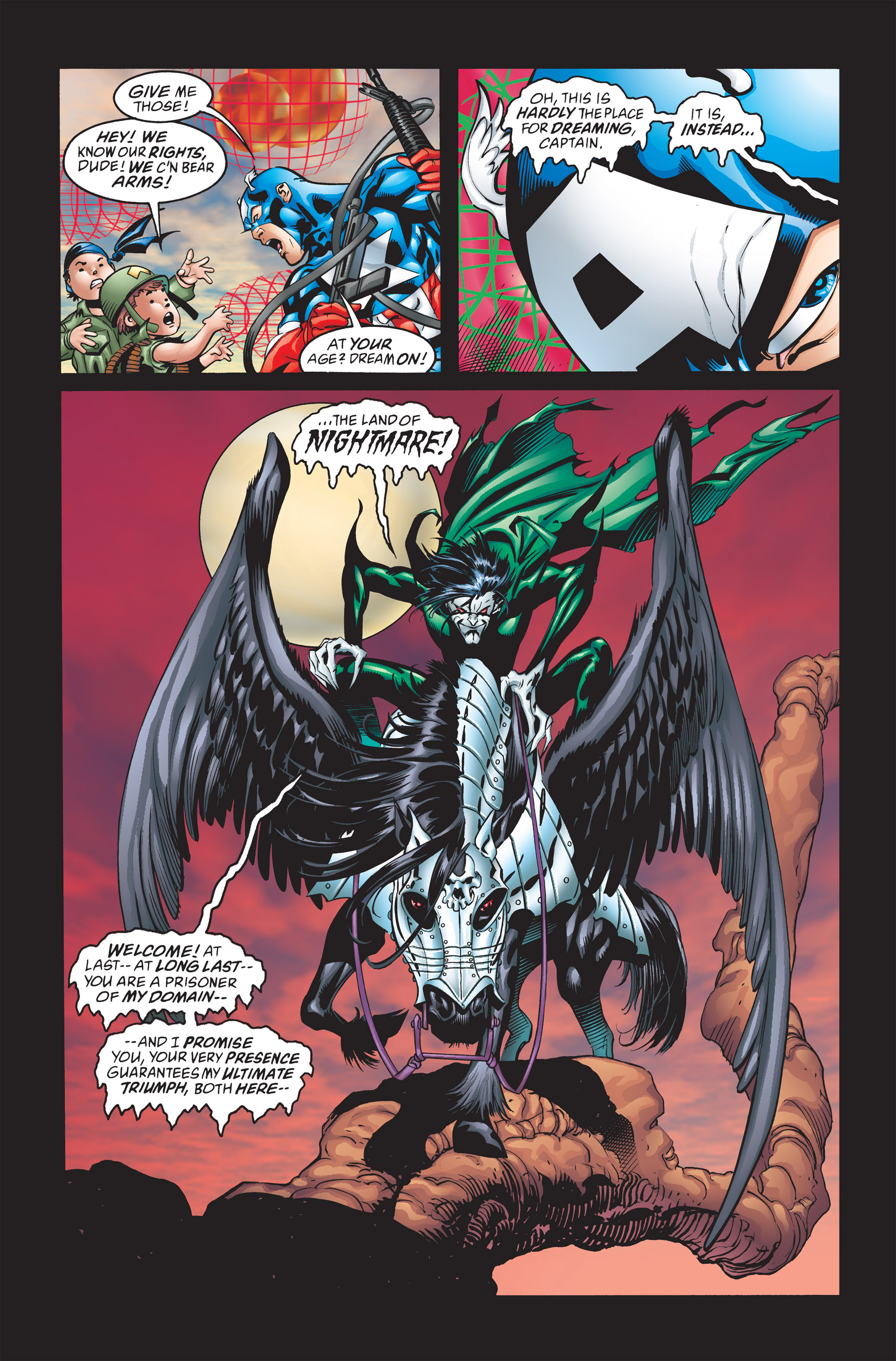 Captain America (1998) Issue #10 #16 - English 22