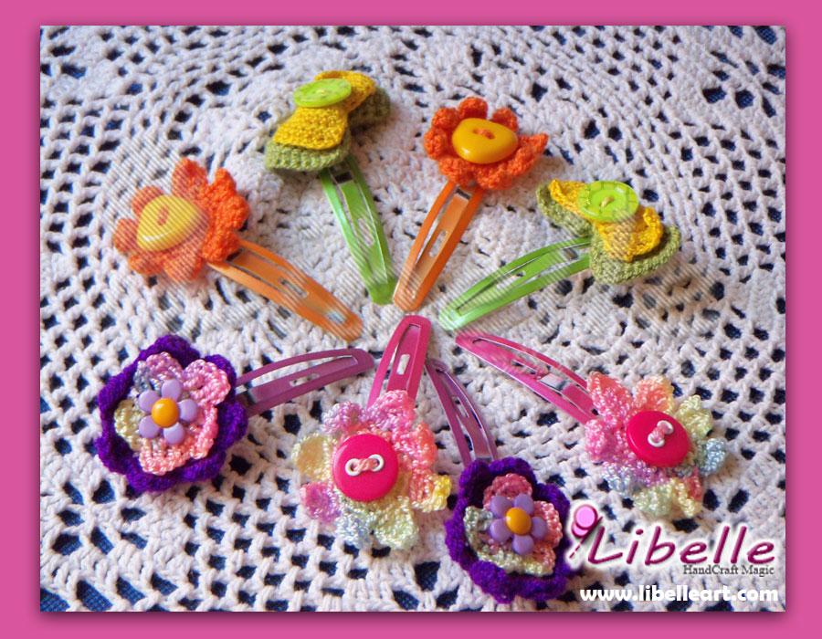 Libelle: tentaciones en crochet