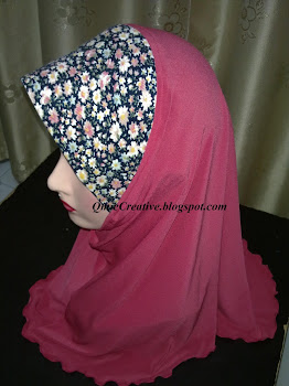 Custom Made Hijab