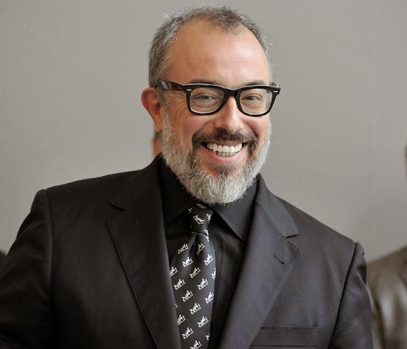 El director de cine Alex de la Iglesia
