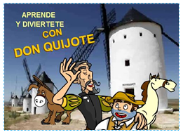 http://ntic.educacion.es/w3//recursos/infantil/aprende_diviertete_quijote/escritorio.htm