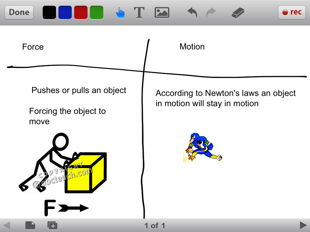 Traveling Through Third Grade: Force and Motion