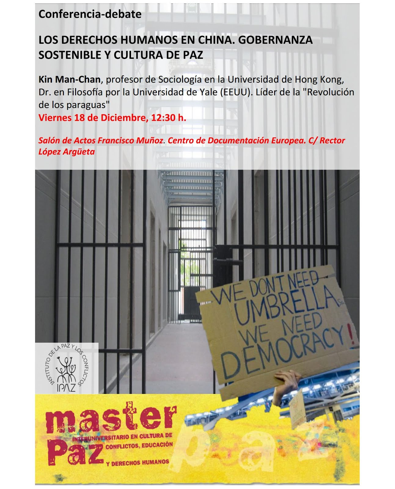 Cartel Conferencia-Debate
