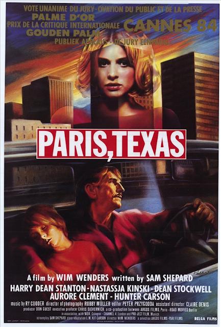 Frases de la pelicula Paris, Texas