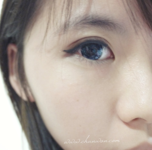 how to make eyelid tape
