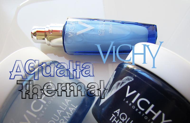 Aqualia Thermal Vichy Crema viso giorno notte Siero