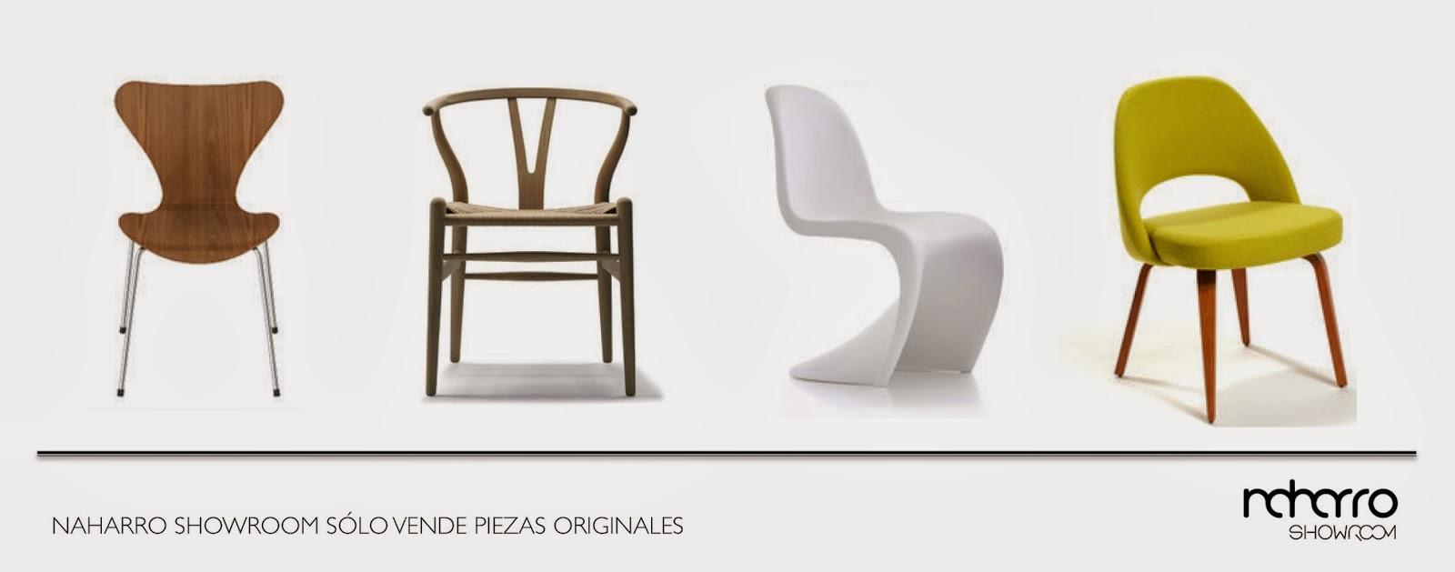 Originales vs r plicas nuria naharro - Sillas vitra precios ...