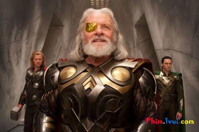 Phim Thần Sấm - Thor 2011 [Vietsub] Online
