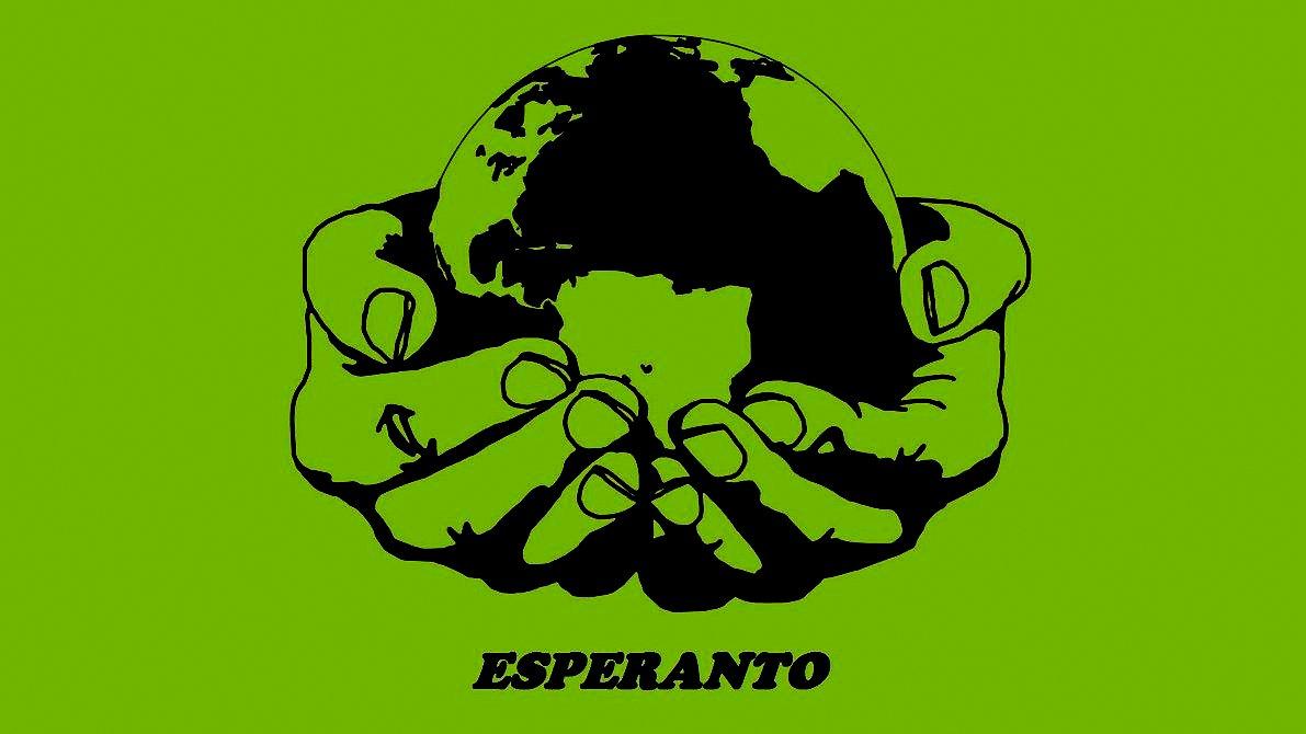 Esperanto es una de las lenguas que se hablan en nuestro país