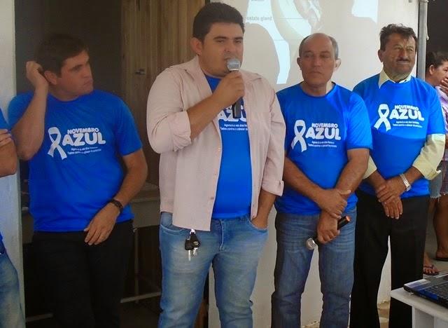 Prefeitura realiza mutirão de PSA em São João do Tigre