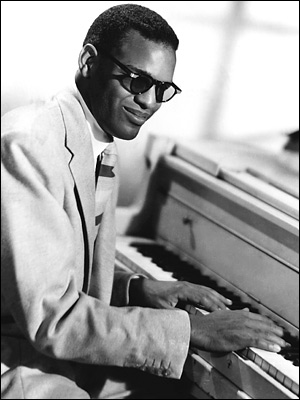 The Birth of Rock 'n Roll in the 1950's: Ray Charles in the 1950s ...