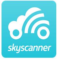 app Skyscanner Alquiler de coches