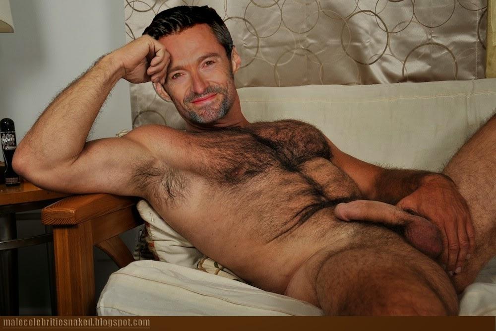 Hugh Jackman nackt Penis