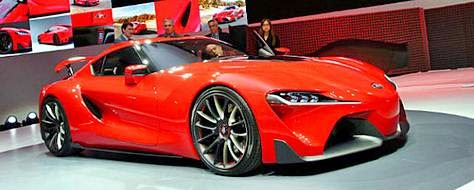 2015 Toyota Supra Price And Release