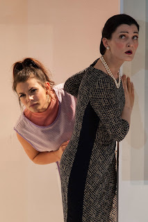 Raphaela Papadakis, Alinka Kozari - Biedermann and the Arsonists - Independent Opera (c) Martin Smith.jpg