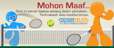 Tipe Tipe Kaskuser Ketika Kaskus Sedang Main Tenis