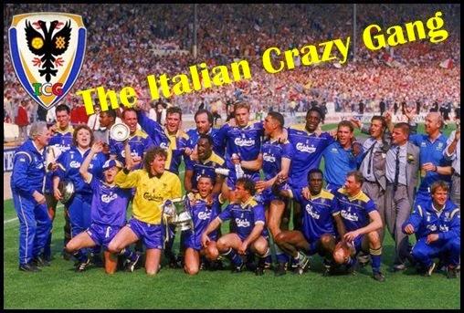 The italian Crazy Gang