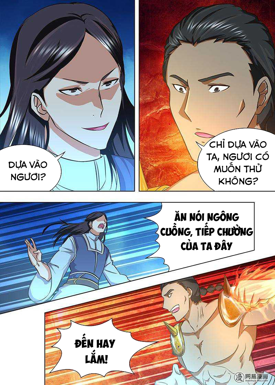 Vĩnh Hằng Chí Tôn - Chap 170
