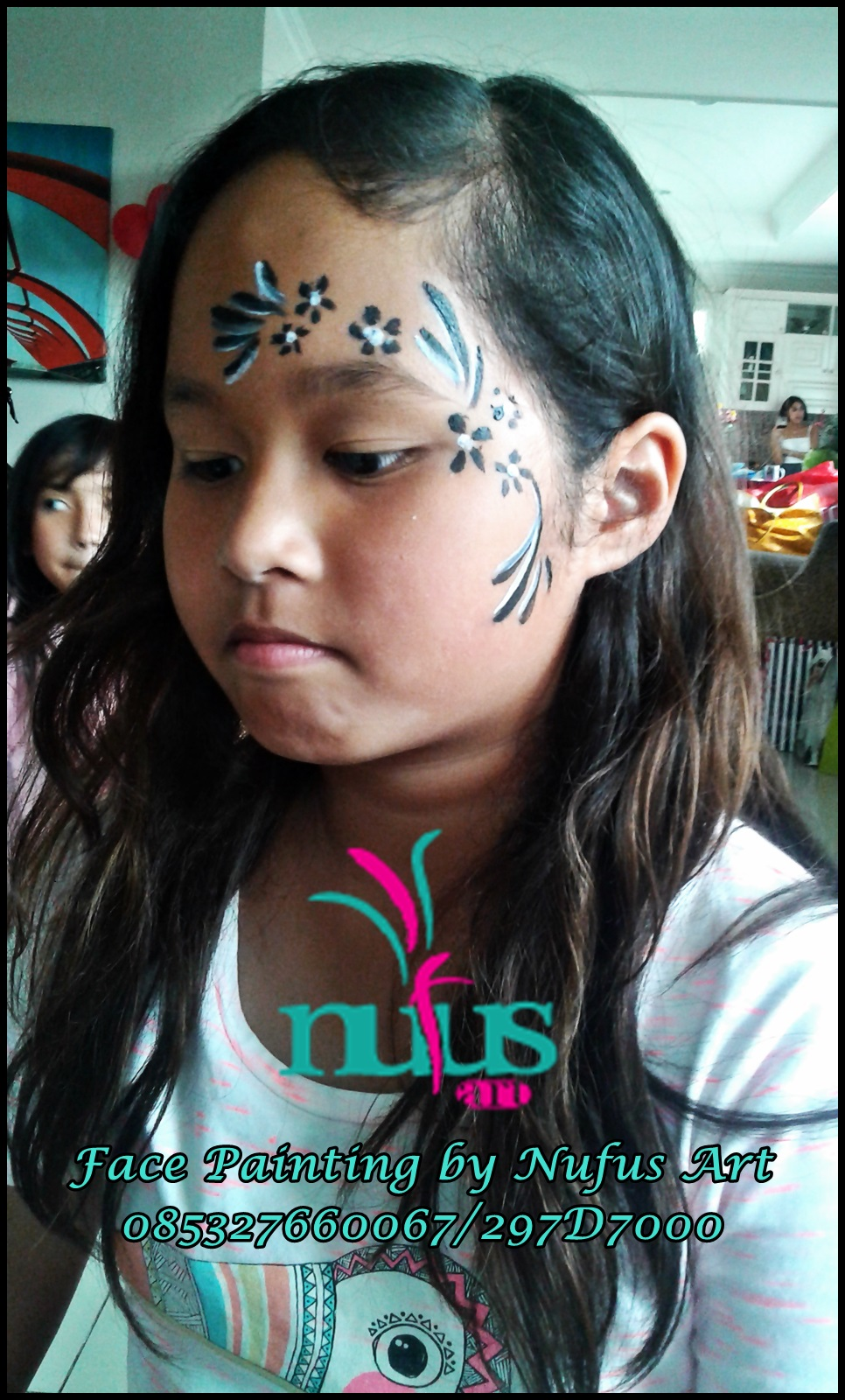 Face Painting Body Painting Glitter Tattoo Amp Fun Henna Di Ulang