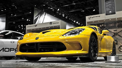 SRT Viper Not Coming to Europe