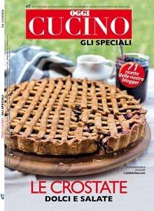 Dal 4 Maggio esce  il nuovo numero di Oggi Cucino