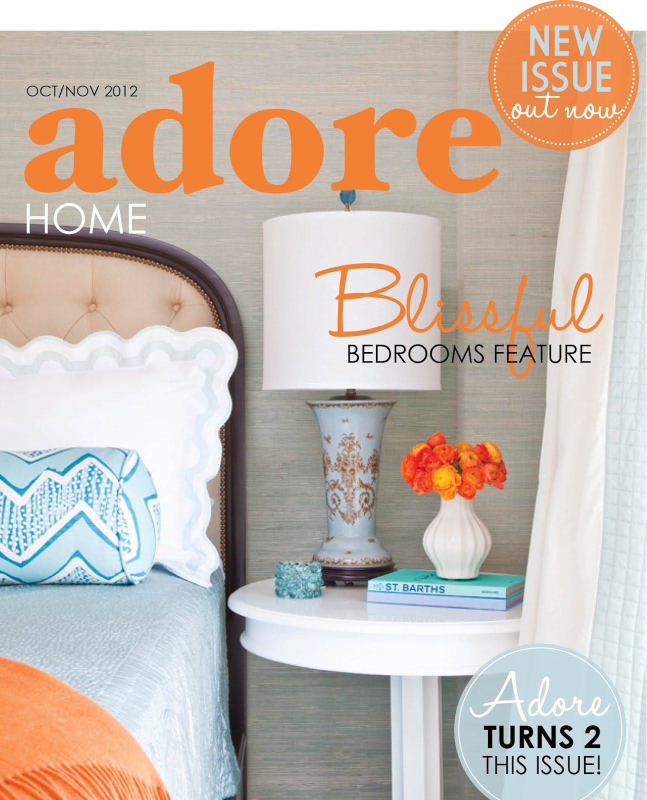 A Few Pretty Things My Favorite Online Interior Design Magazines