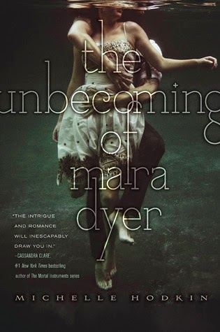 https://www.goodreads.com/book/show/11408650-the-unbecoming-of-mara-dyer?ac=1