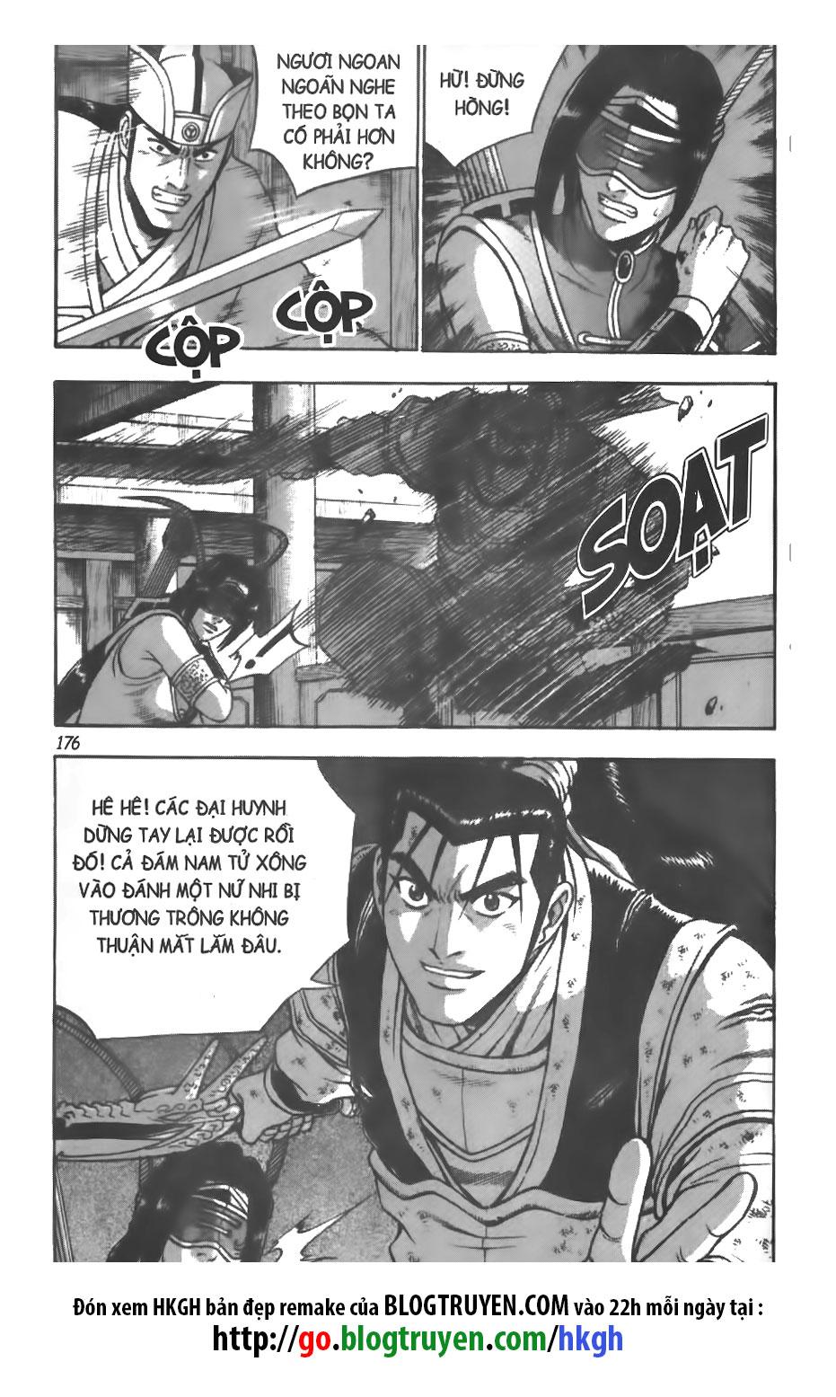 Hiệp Khách Giang Hồ - Hiệp Khách Giang Hồ Chap 278 - Pic 12