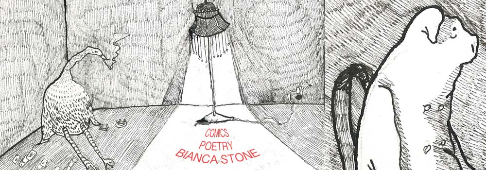 Bianca Stone Poetry Comics