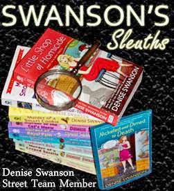 Denise Swanson Street Team